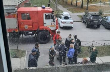 ВКировске эвакуировали подъезд из-за угрозы взрыва