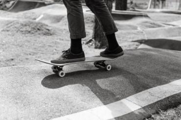 Дети изпоселка Шушары уже пять лет ждут обещанный скейт-парк