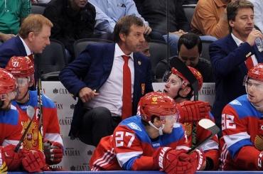 Главным тренером сборной России похоккею назначен Олег Знарок