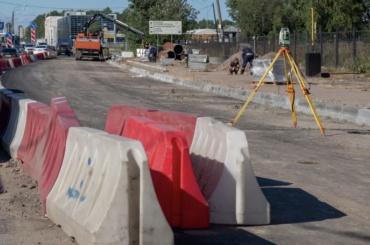 Петербург получит деньги настроительство Витебской развязки