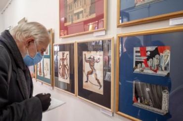 ВТеатральной библиотеке представляют редкие архивные документы иэскизы кспектаклям