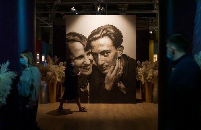 В Музее Фаберже откроется выставка работ Дали, посвященных его жене