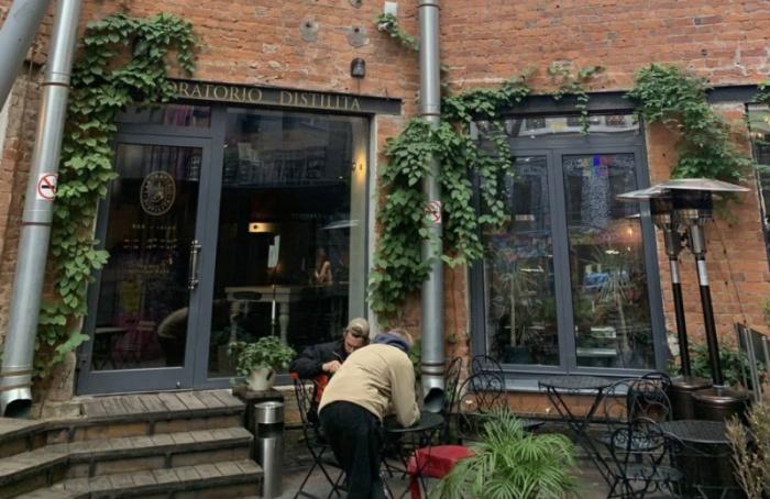 «Ночлежка» нашла помещение для своего кафе