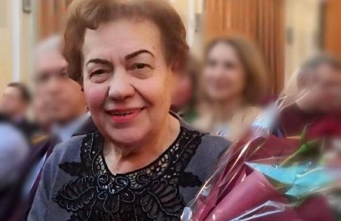 Умерла глава «Жителей блокадного Ленинграда» вЦентральном районе