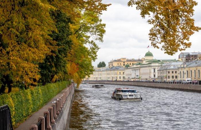Петербург получил премиюGQ TravelAwards-2021 как лучший город