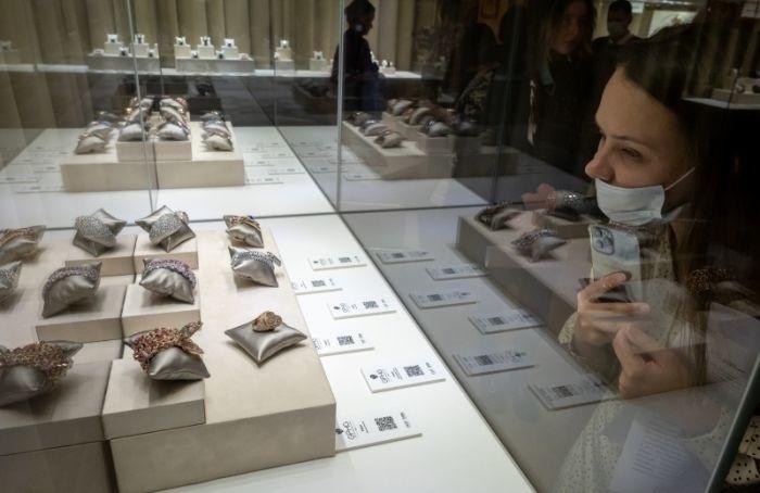 Выставка часового искусства пройдет вмузее Фаберже до17октября