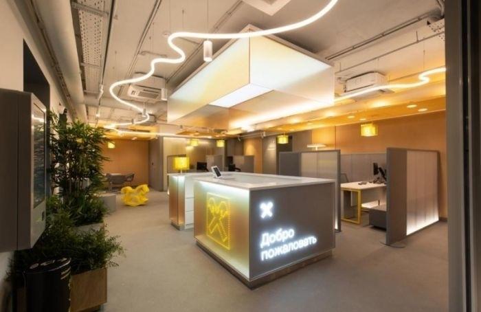 Райффайзенбанк открыл новое отделение в Санкт-Петербурге