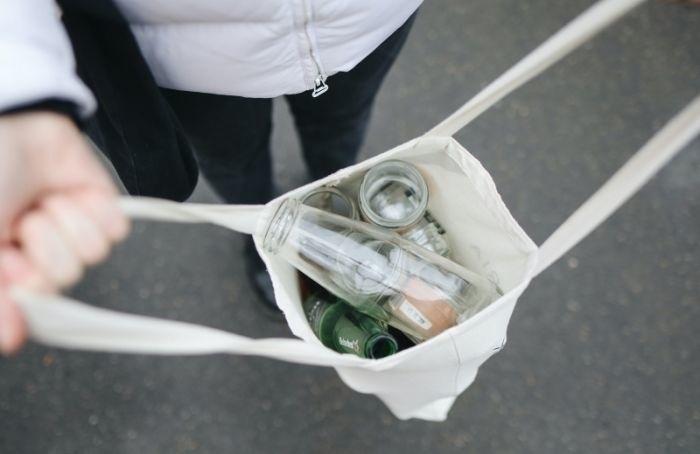 Акцию пораздельному сбору мусора проведут вШушарах