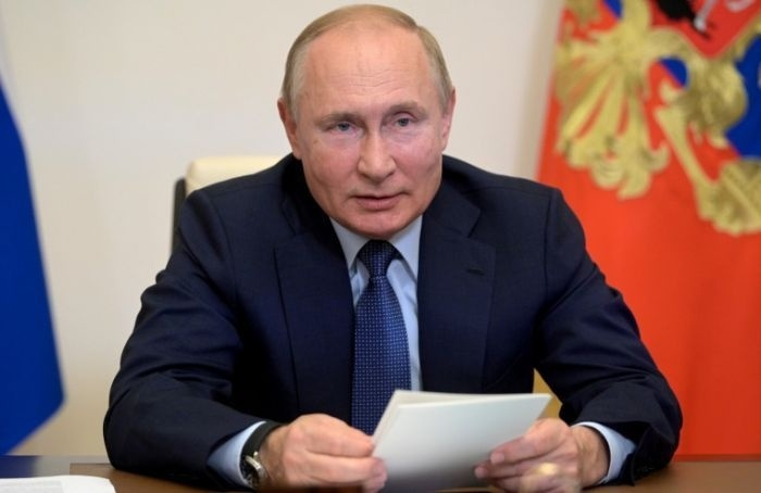 Владимир Путин прилетит вПетербург наэтой неделе