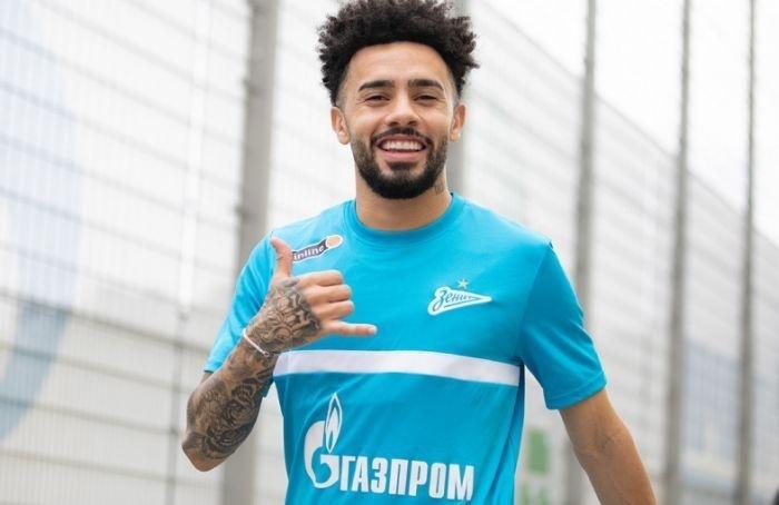 Болельщики «Зенита» признали новичка команды Клаудиньо лучшим игроком сентября
