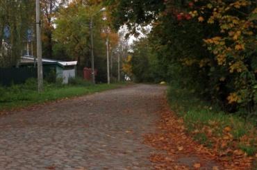 Дорогу XVIII века наШлиссельбургском шоссе планируют разобрать