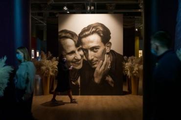 ВМузее Фаберже откроется выставка работ Дали, посвященных его жене