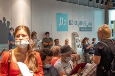 Петербург вошел вчисло лидеров поколлективному иммунитету отковида