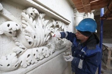Леса сКазанского собора снимут 15ноября