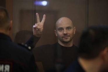 Андрею Пивоварову продлили арест до29ноября
