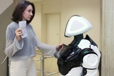Проверять QR-коды внекоторых ресторанах Петербурга будет робот