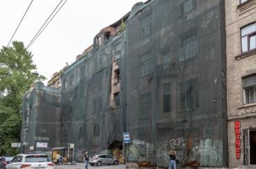 ВПетербурге завершается капитальный ремонт 177 фасадов