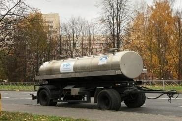 Водоканал демонтировал поврежденный участок трубы вКурортном районе