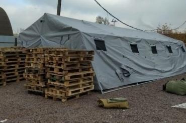 «Ночлежка» открыла Пункт обогрева для бездомных наВасильевском острове