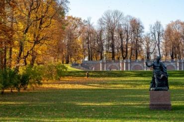 Имперская золотая осень вЕкатерининском парке музея-заповедника «Царское Село»