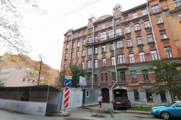 Суд неостановил стройку возле дома Чубакова наВасильевском