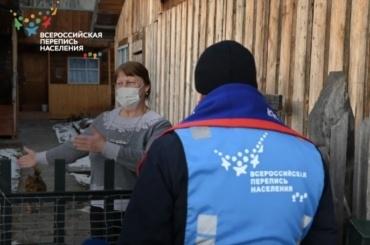Зона особого внимания: вчетырех районах Петербурга переписчикам поможет полиция