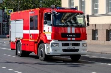 Более 200 человек эвакуировали изТК «Сенная» из-за пожара