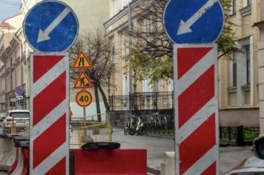 Кконцу года 73% дорог Петербурга приведут внормативное состояние