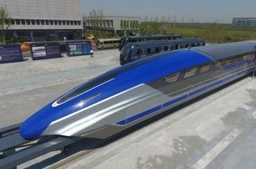 Летающие поезда— утопия или будущее Петербурга