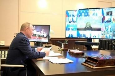 Путин объявил дни с30октября по7ноября нерабочими вРоссии