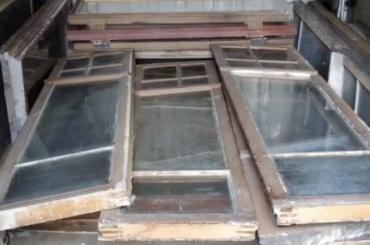 Вдоходном доме Эрлиха иЭттингера восстановили окна столетней давности