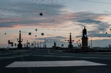 Петербуржцев ожидает очередной солнечный день без дождей