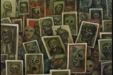 Художника Кирилла Миллера вызывали надопрос вСК из-за картины про смерть