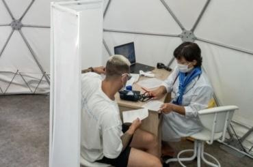 Число петербуржцев, желающих вакцинироваться, выросло втрое