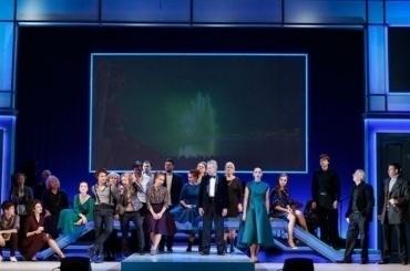 Театр имени Комиссаржевской 18октября празднует свое 79-летие