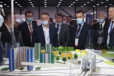 Наоткрытии транспортного форума вПетербурге презентовали водородомобиль