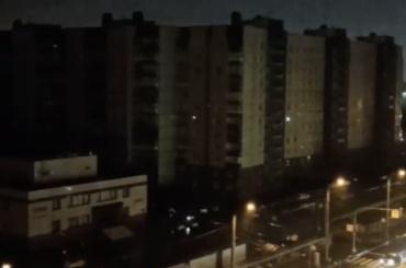 ВРыбацком отключили электричество