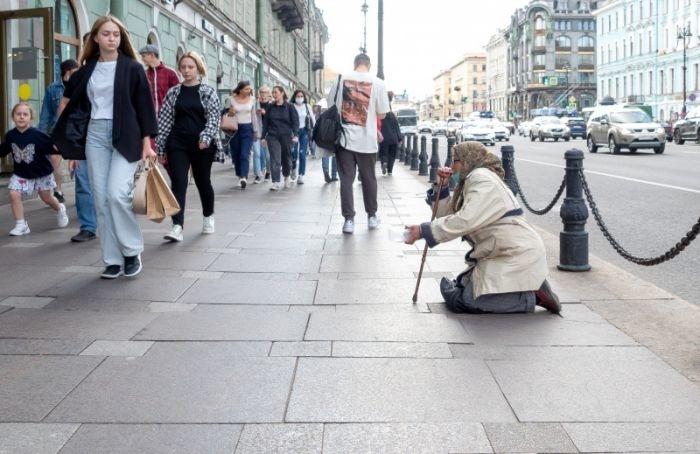 Петербург обосновался на7-м месте среди регионов России поуровню жизни