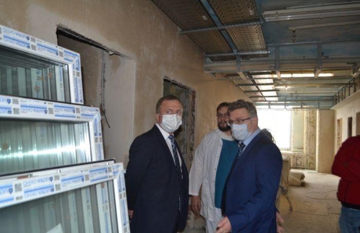ВНИИимени Джанелидзе после ремонта откроют два отделения