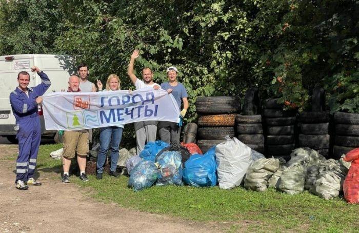 ВСестрорецком парке «Гагарка» пройдет эко-субботник