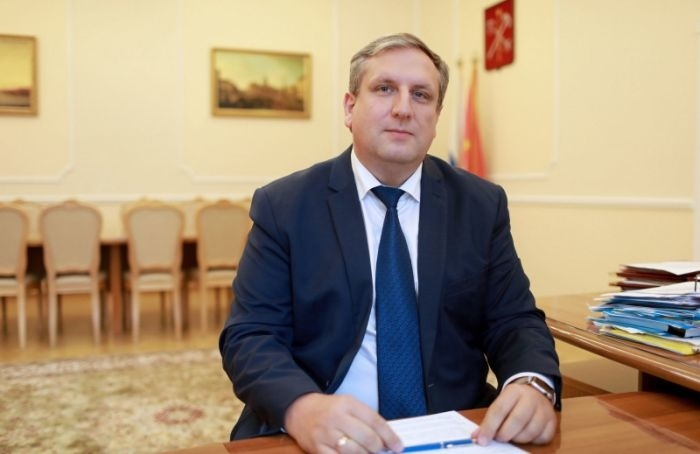 Вице-губернатором повнутренней политике Петербурга может стать Максим Мейксин
